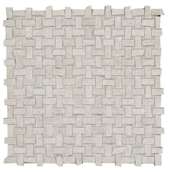 Petra Intreccio Grey de EMILGROUP   Mosaïques céramique
