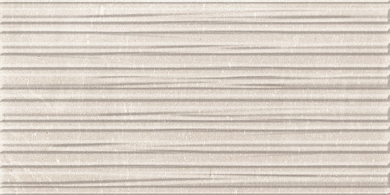 Tracce Rail 3D Ivory by EMILGROUP | Ceramic tiles