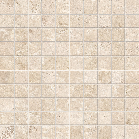 Vie Della Mosaico Avorio de EMILGROUP | Mosaicos de cerámica
