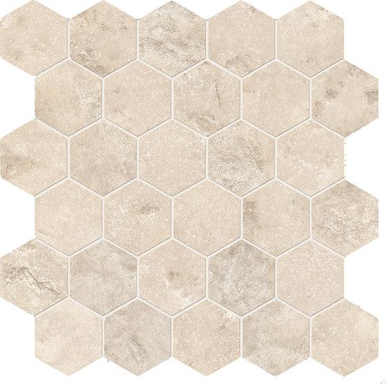 Vie Della Esagona Claudia Avorio by EMILGROUP | Ceramic mosaics
