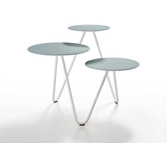 Apelle Trio by Midj | Side tables