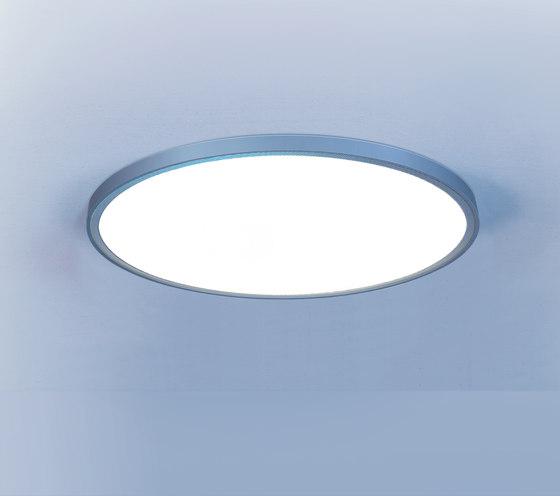 Basic A1/X1 Superflat de Lightnet | Plafonniers