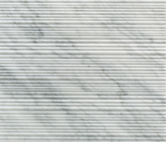 Bamboo Bianco Carrara di Salvatori   Lastre pietra naturale