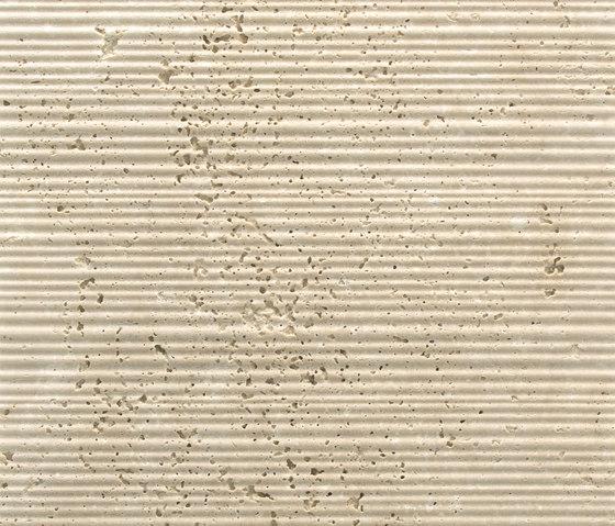 Bamboo Travertino by Salvatori | Tiles