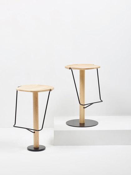 Uncino | MC9 by Mattiazzi | Bar stools