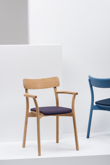 Chiaro Armchair | MC8 by Mattiazzi | Chairs