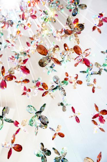 Flower 222 de Windfall | Chandeliers