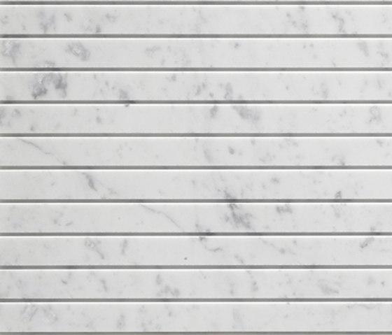 Infinito Bianco Carrara di Salvatori | Piastrelle pietra naturale