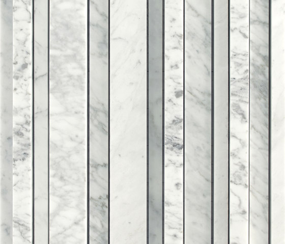 Ishiburo Bianco Carrara by Salvatori | Natural stone panels