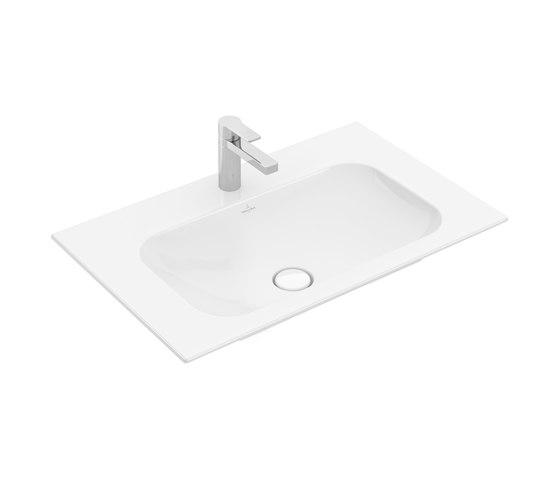 Finion 416480 by Villeroy & Boch | Wash basins