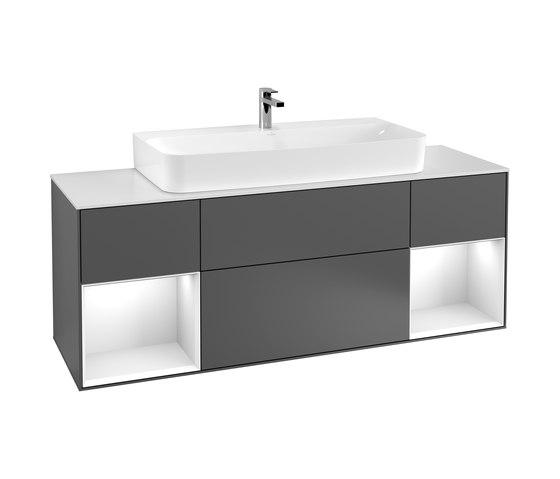 finion f211mtgk waschtischunterschrank waschtischunterschr nke von villeroy boch architonic. Black Bedroom Furniture Sets. Home Design Ideas