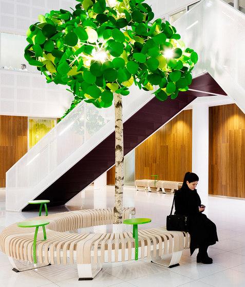 Leaf Lamp Color Tree von Green Furniture Concept | Standleuchten