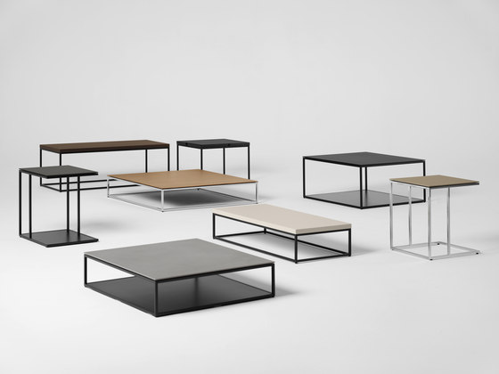 Solo T3 17.006.01 by Kettnaker | Coffee tables