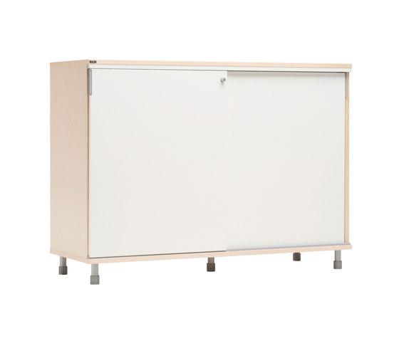 Tendo | cabinet with sliding doors 120 cm de Isku | Aparadores