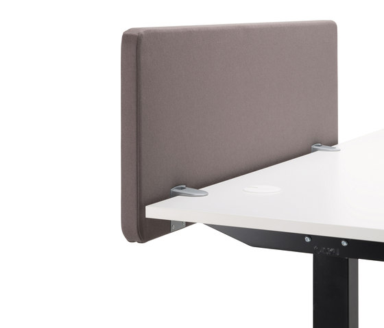 Mode Akusto | front panel by Isku | Table dividers