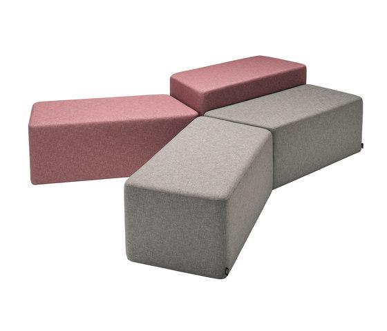 Amphi | seat by Isku | Poufs