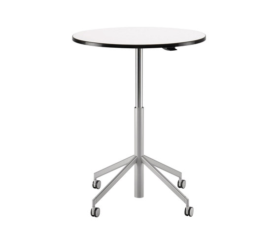 Move | round general-purpose table de Isku | Mesas contract