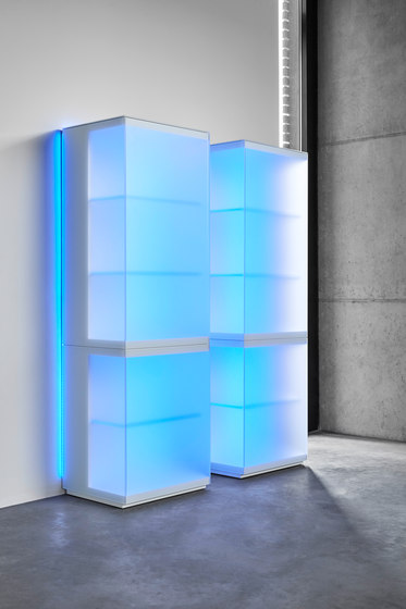 Soma Living 17.017.05 by Kettnaker | Display cabinets