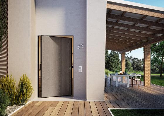 Di.Big Pivot by Di.Bi. Porte Blindate | Front doors