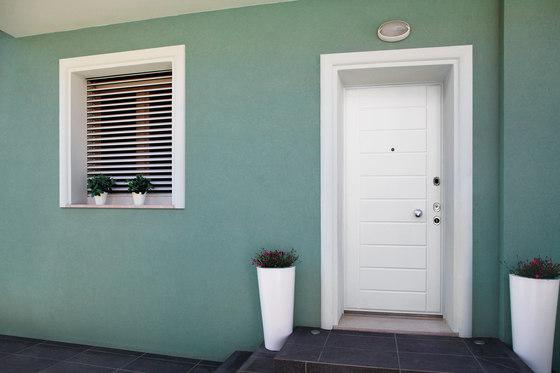 Opentech - Security Door by Di.Bi. Porte Blindate   Front doors