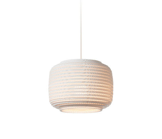 Ausi12 White Pendant by Graypants | General lighting