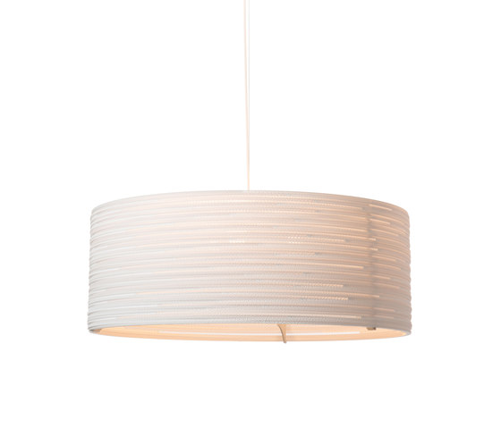 Drum36 White Pendant by Graypants | Suspended lights