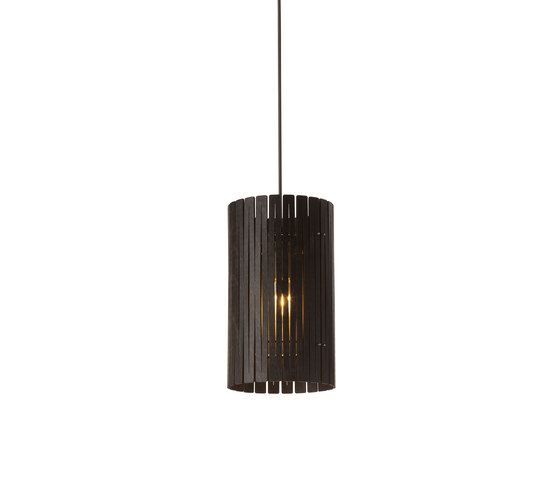 Kerflight P2 Pendant Espresso by Graypants | Suspended lights
