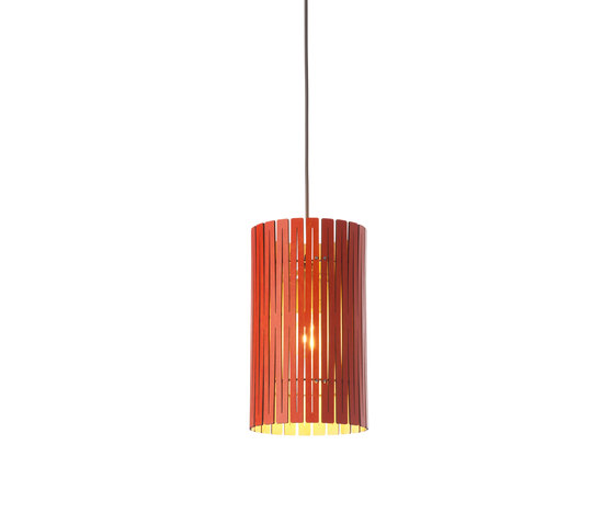 Kerflight P2 Pendant Natural/Lava by Graypants | Suspended lights
