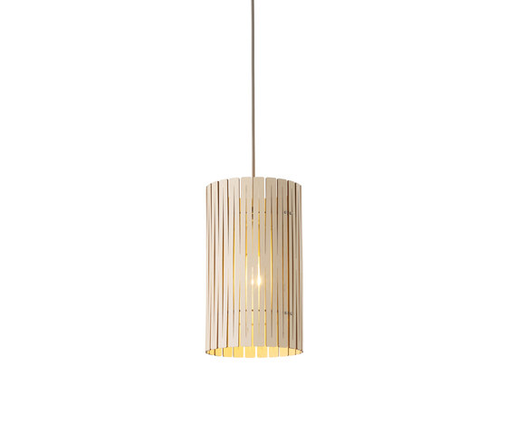 Kerflight P2 Pendant Whitewash by Graypants   Suspended lights