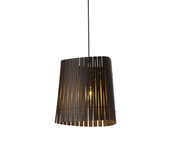 Kerflight P3 Pendant Espresso by Graypants | Suspended lights