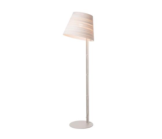 Tilt White floor lamp de Graypants | Lámparas de pie