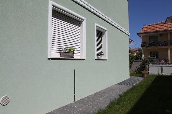 Securflap - Rolling shutter by Di.Bi. Porte Blindate | Integrated roller blinds