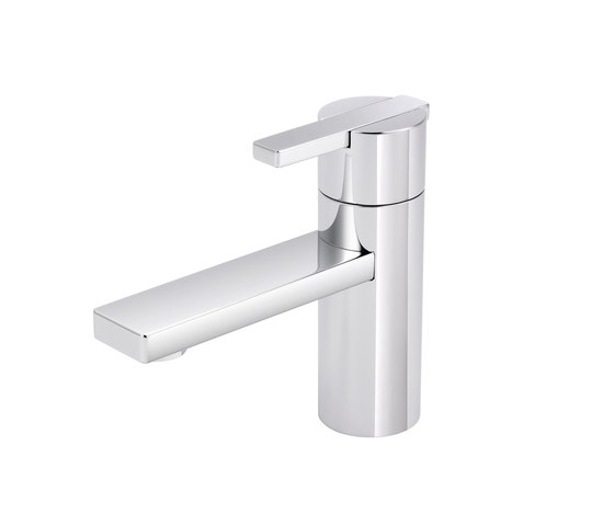 Line   Single-lever sink mixer by rvb   Wash basin taps