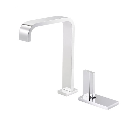 Andrew   2-hole single-lever sink mixer by rvb   Wash basin taps