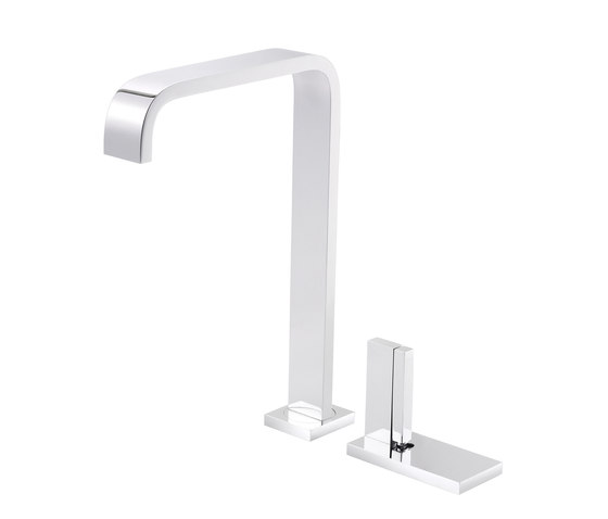 Andrew | Single-lever mixer for kitchen by rvb | Kitchen taps