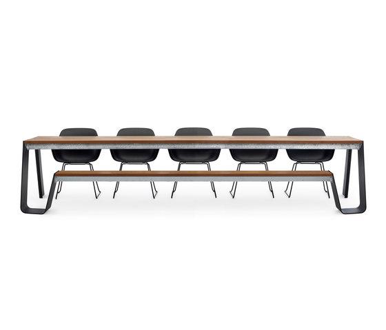 Hopper combi von extremis | Tische und Bänke