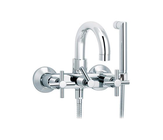 Sully   Bath-shower mixer by rvb   Bath taps
