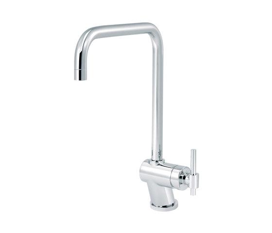 Dynamic   Single-lever kitchen mixer, great U spout by rvb   Kitchen taps