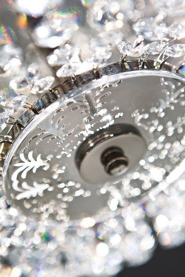 1015-49 CEILING LAMP by ITALAMP   Ceiling lights