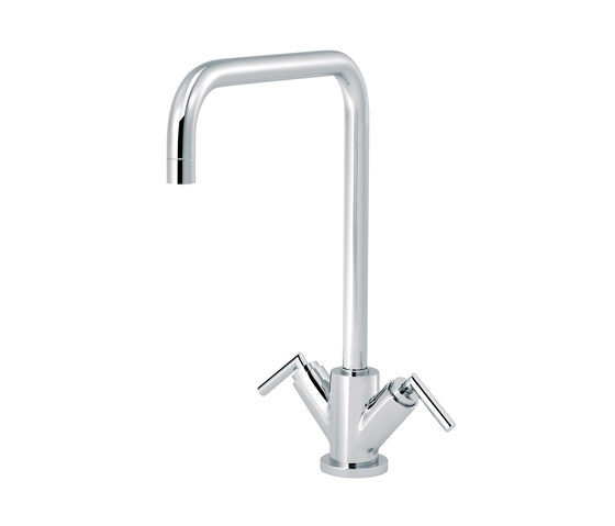 Fun | Kitchen mixer, spout  in U by rvb | Kitchen taps