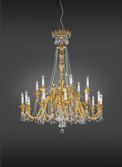 2291-18 by ITALAMP | Chandeliers