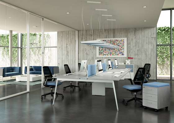 X3 de Quadrifoglio Group | Bureaux