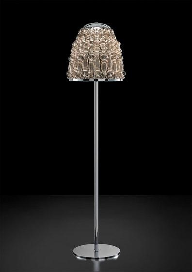 CROWNS FLOOR LAMP von ITALAMP | Standleuchten