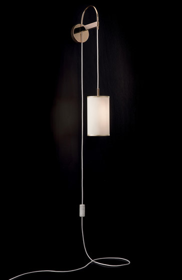 LILY WALL LAMP by ITALAMP | Wall lights