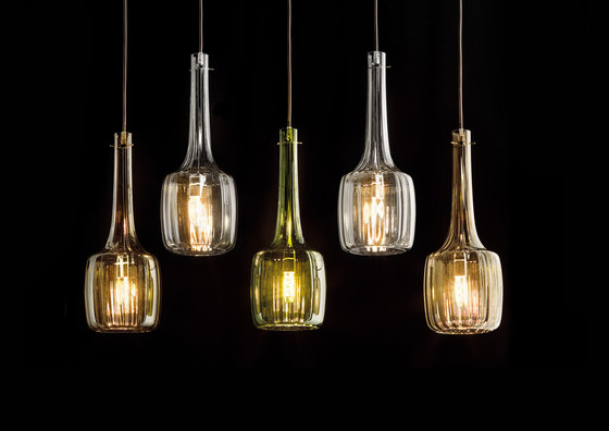 BOSSANOVA SUSPENSION by ITALAMP | Suspended lights