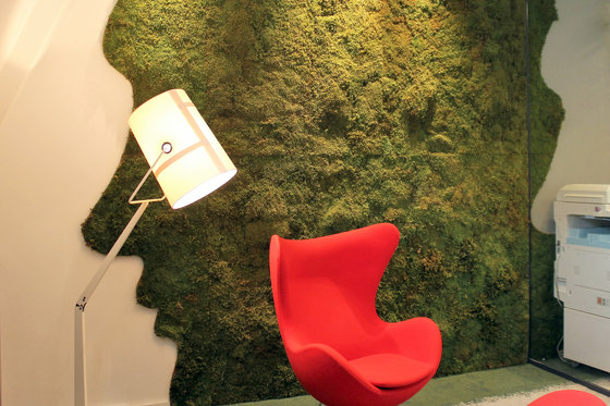 Greenwood Moss by Freund | Sound absorbing objects