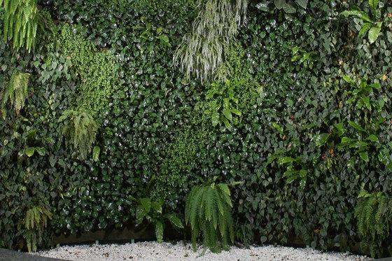 Live Panel vertical garden by Freund | Living / Green walls