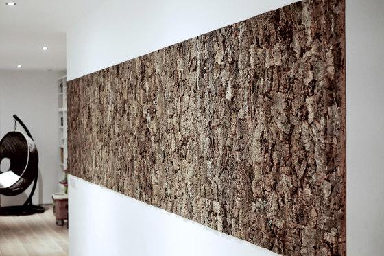 Cork bark di Freund | Pannelli legno
