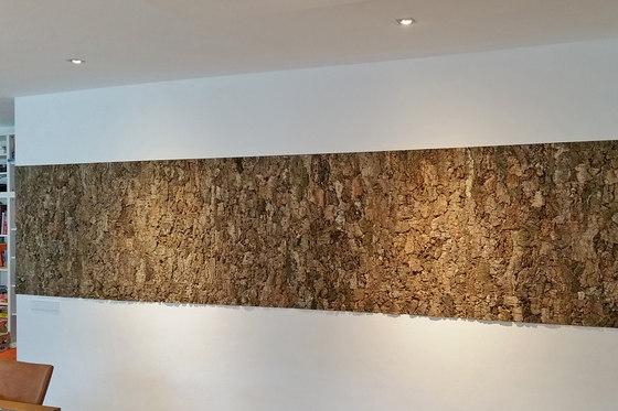 Cork bark by Freund | Wood panels