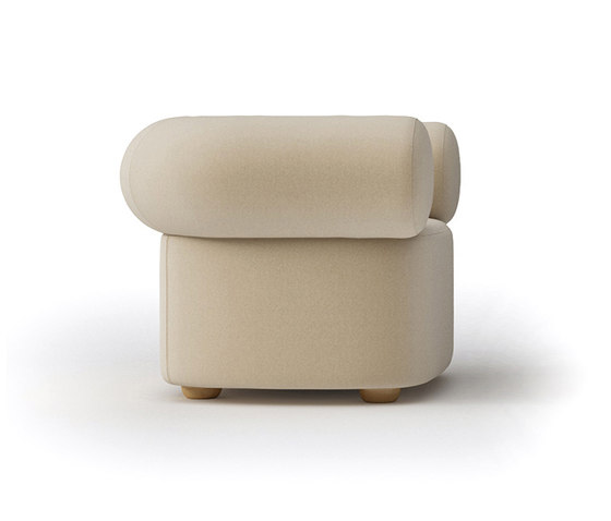 Abbey by Quadrifoglio Group | Armchairs